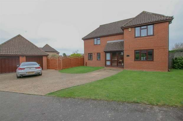 4 Bedrooms Detached House for sale in 3 Mount Park Close, Middleton