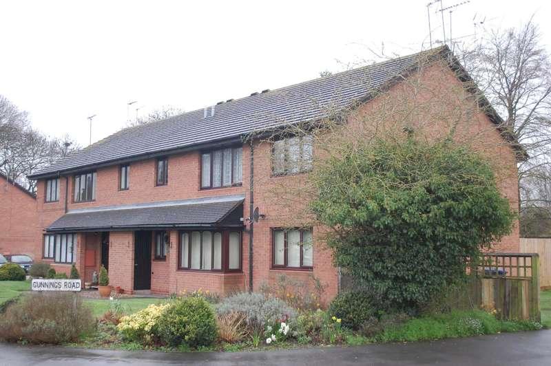 1 Bedroom Maisonette Flat for sale in Gunnings Road, Alcester, B49