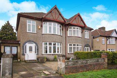 3 Bedrooms Semi Detached House for sale in Malvern Road, St. George, Bristol, Somerset