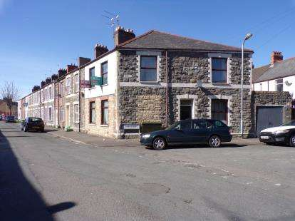 House for sale in Diamond Street, Cardiff, Caerdydd, Wales