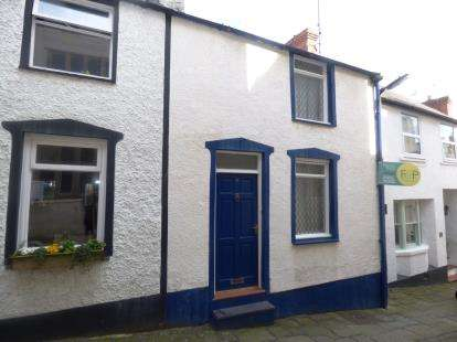 2 Bedrooms End Of Terrace House for sale in Crown Lane, Conwy, North Wales, LL32