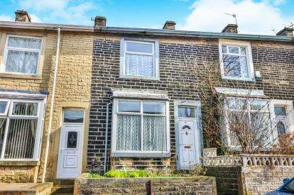 2 Bedrooms Terraced House for sale in Brentwood Road, Nelson, Lancashire, ., BB9