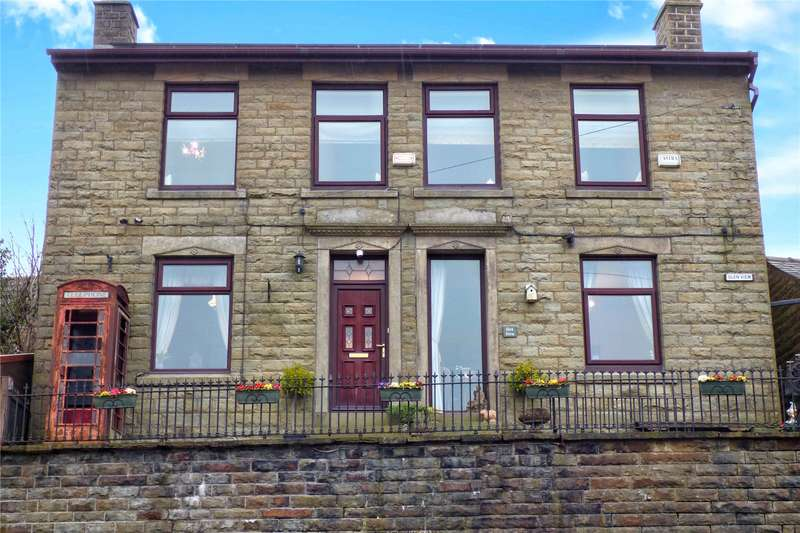 5 Bedrooms Detached House for sale in Tong End, Whitworth, Rochdale, OL12