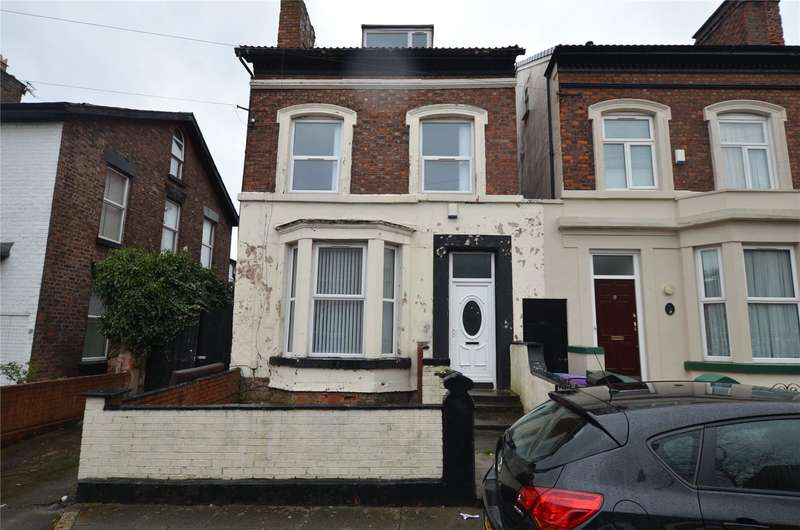 7 Bedrooms Semi Detached House for sale in Lorne Street, Liverpool, Merseyside, L7