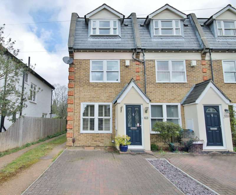 3 Bedrooms Semi Detached House for sale in Chestnut Grove, New Malden