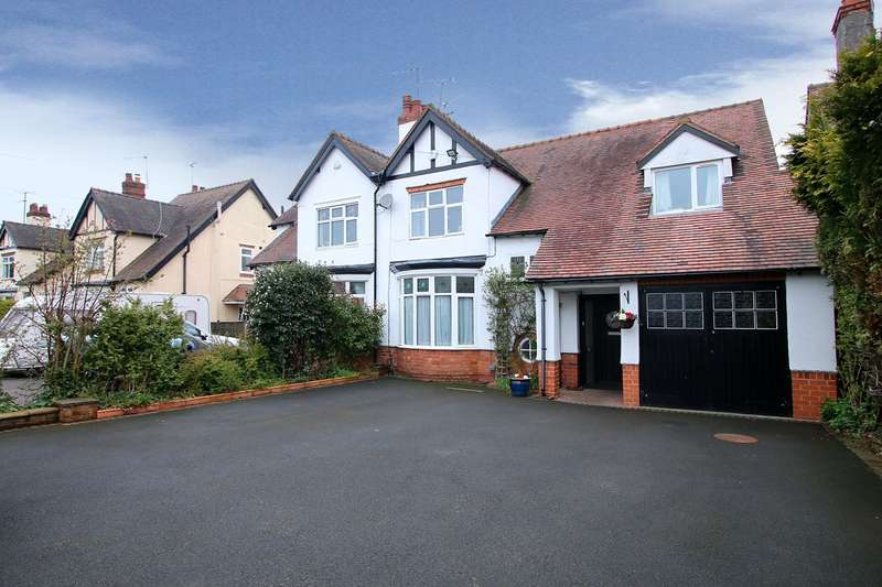 4 Bedrooms Semi Detached House for sale in Worcester Road, Hagley, Stourbridge, DY9