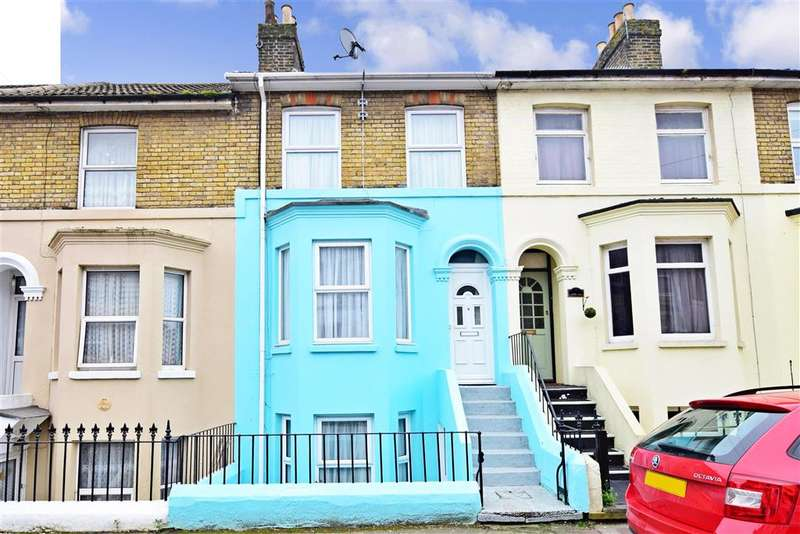 3 Bedrooms Terraced House for sale in Avenue Road, , Dover, Kent