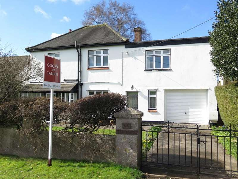 4 Bedrooms Detached House for sale in Wells Road, Wookey Hole