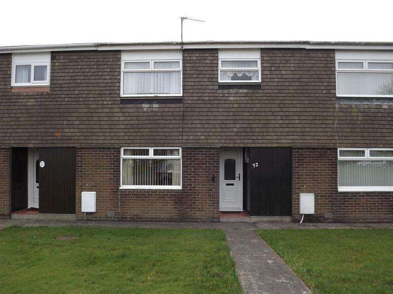 3 Bedrooms Terraced House for sale in Annitsford Drive, Cramlington