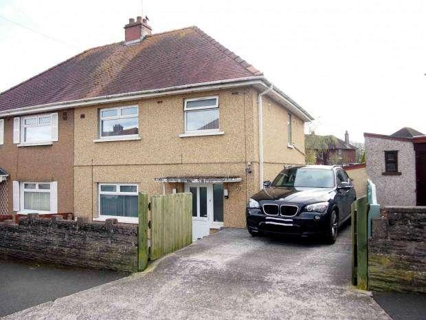 3 Bedrooms Semi Detached House for sale in Llanerch Crescent, Gorseinon, Swansea, SA4