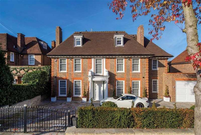 7 Bedrooms House for sale in Winnington Road, Hampstead Garden Suburb, London, N2