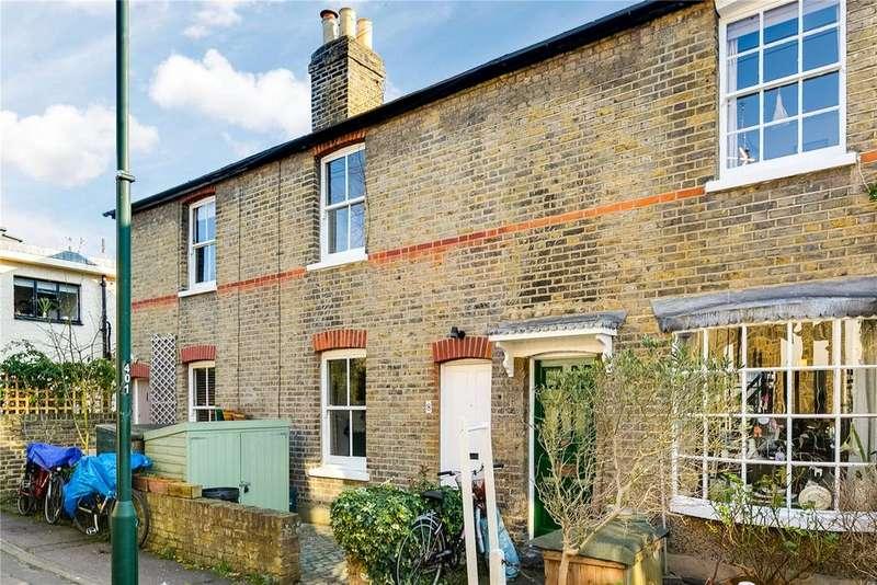 2 Bedrooms Terraced House for sale in Waldeck Terrace, London