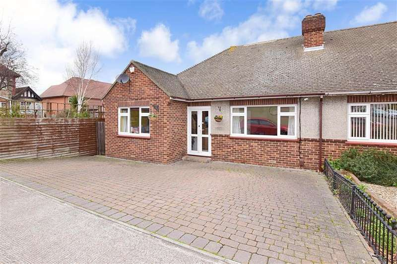 3 Bedrooms Semi Detached Bungalow for sale in St. Thomas's Avenue, Gravesend, Kent