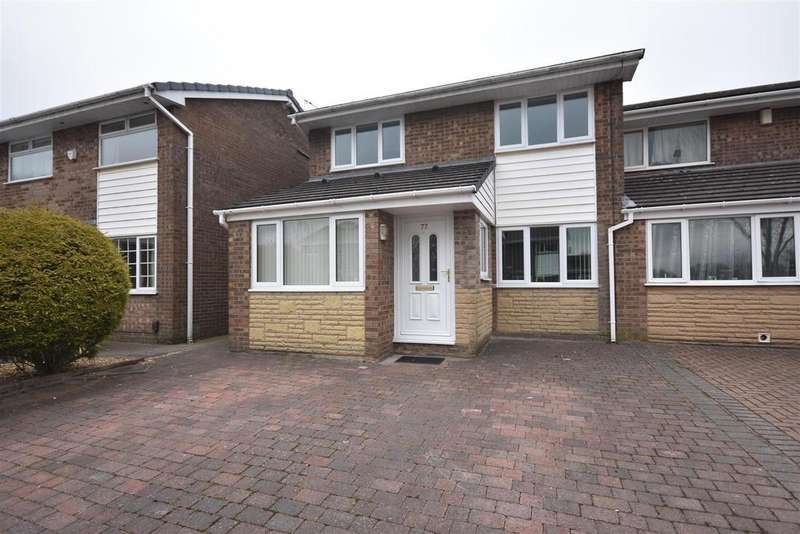 3 Bedrooms Semi Detached House for rent in Studfold, Chorley
