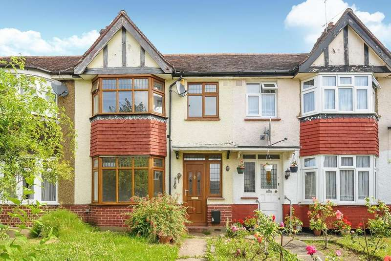 3 Bedrooms Terraced House for sale in Imber Close, Southgate