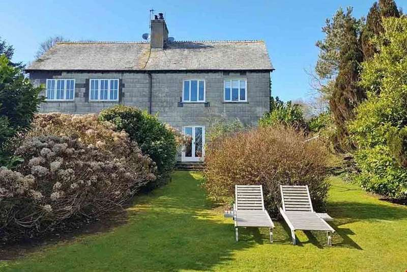 3 Bedrooms Semi Detached House for sale in Portlooe, Between Talland Bay and Looe, South East Cornwall, PL13