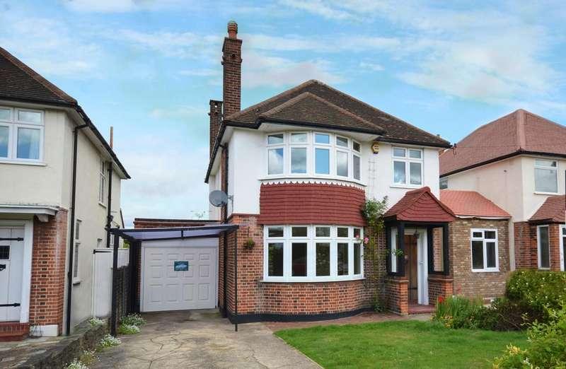 4 Bedrooms Detached House for sale in Upwood Road Lee SE12