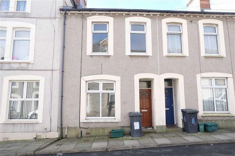 4 Bedrooms Terraced House for sale in Holmes Street, Barry, Vale Of Glamorgan