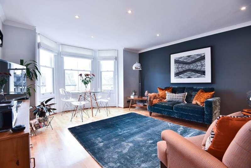 2 Bedrooms Flat for sale in Cintra Park London SE19