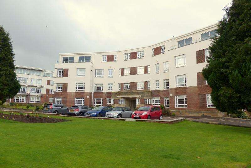 2 Bedrooms Flat for rent in Duart Drive, Newton Mearns, East Renfrewshire, G77 5DT