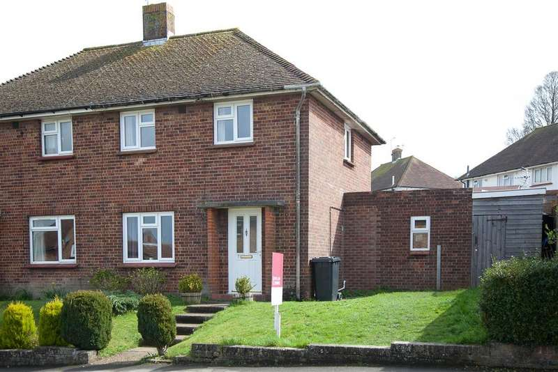 2 Bedrooms Semi Detached House for sale in Barn Road, Lewes
