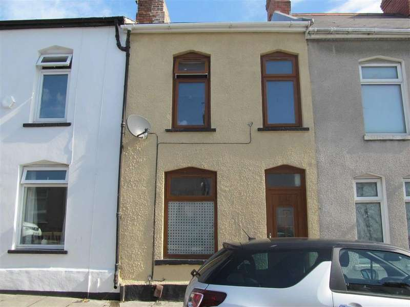 3 Bedrooms Terraced House for sale in Bell Street, Barry, Vale Of Glamorgan