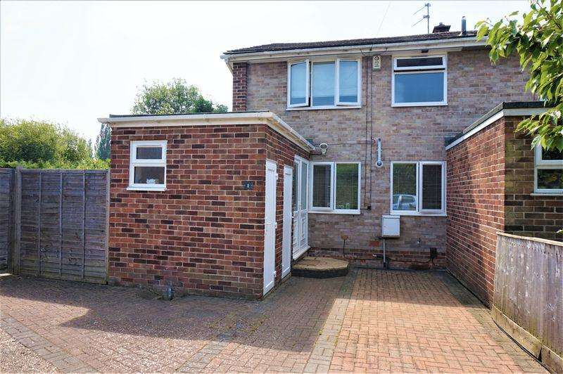 3 Bedrooms End Of Terrace House for sale in Newbury