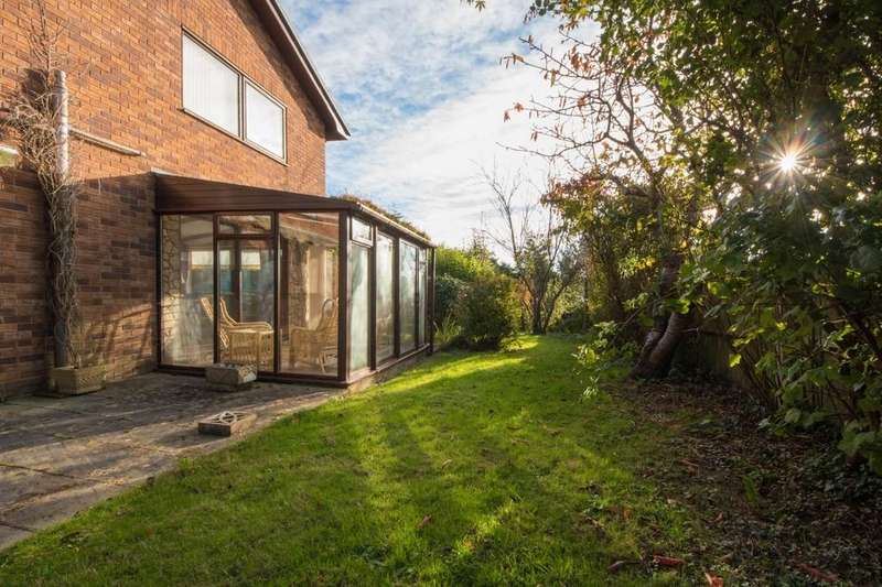 4 Bedrooms Detached House for sale in Llanfarian, Aberystwyth
