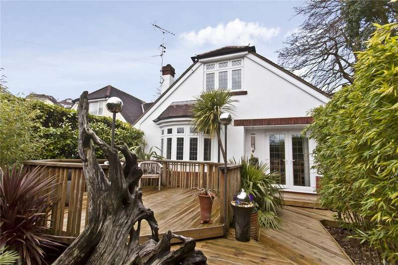 3 Bedrooms Detached House for sale in Glen Road, Lower Parkstone, Poole, BH14