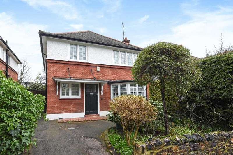 4 Bedrooms Detached House for sale in Wolseley Road, Crouch End