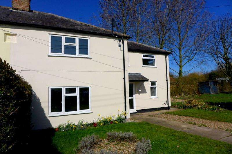 3 Bedrooms House for sale in Town Cottages, St James, South Elmham