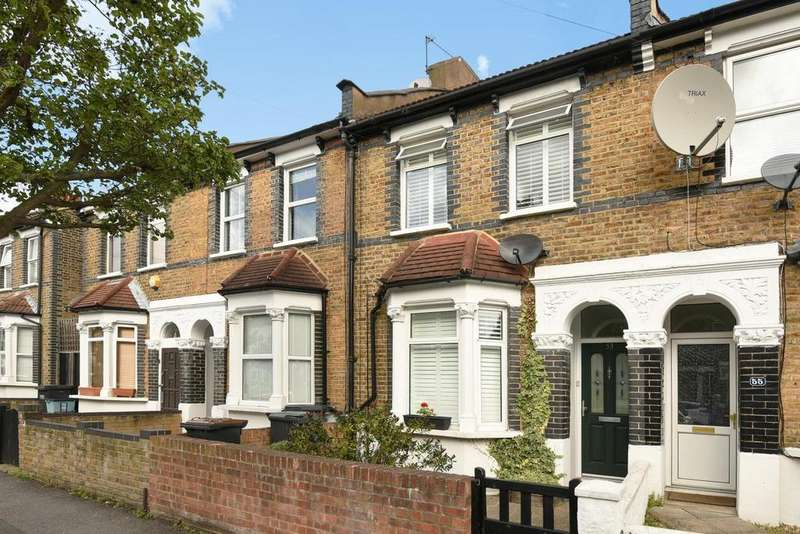 3 Bedrooms Terraced House for sale in Dundee Road, South Norwood