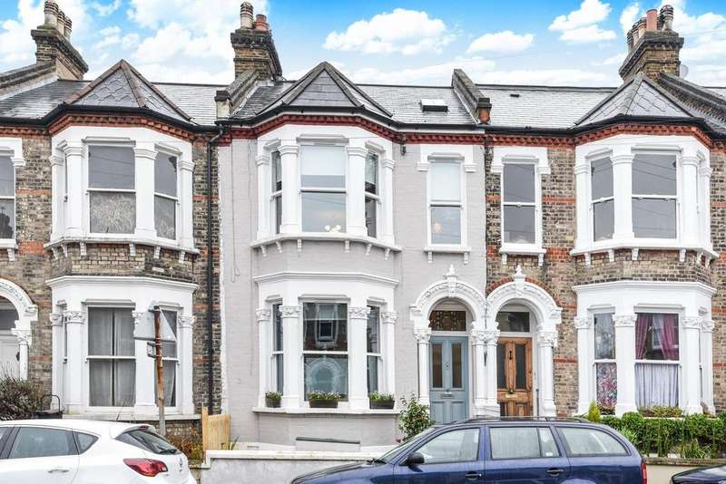 3 Bedrooms Flat for sale in Cotherstone Road, Brixton Hill