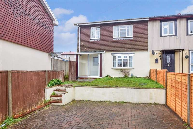 3 Bedrooms End Of Terrace House for sale in Ledbury Road, Portsmouth, Hampshire