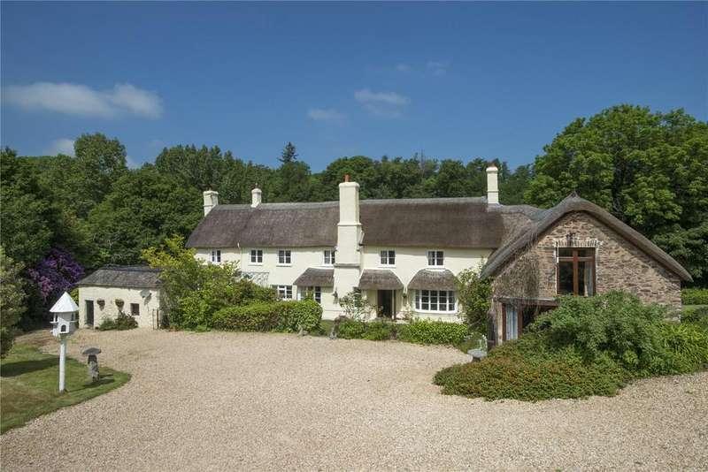 7 Bedrooms Detached House for sale in Roadwater, Watchet, Somerset