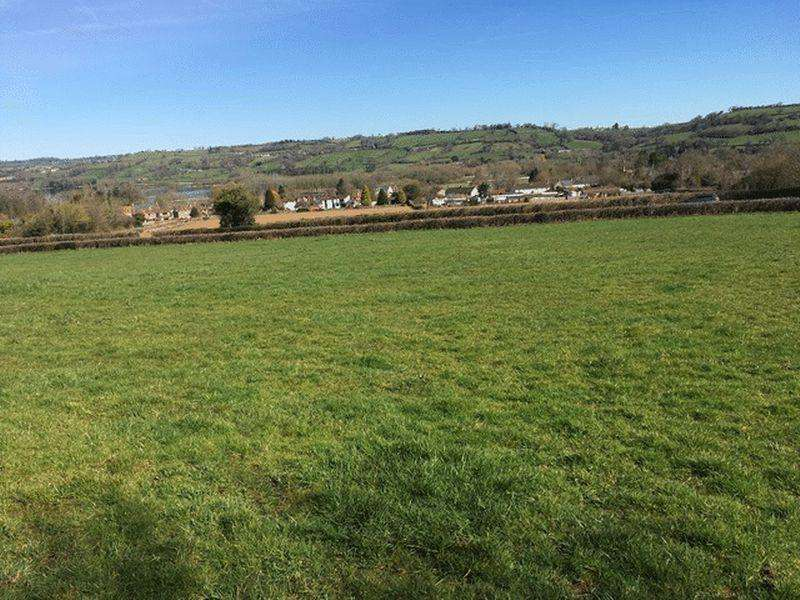 Land Commercial for sale in Auction - 10.21 acres Land at Ubley, nr Blagdon, Bristol, BS40 6PE