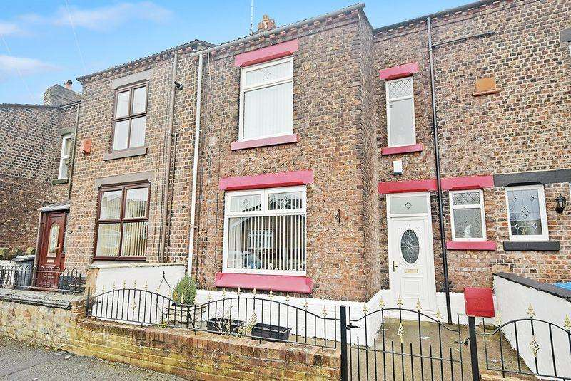 2 Bedrooms Terraced House for sale in Sayce Street, Widnes