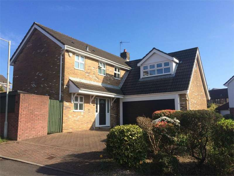 3 Bedrooms Detached House for sale in Roger Beck Way, Sketty, Swansea