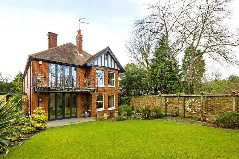 6 Bedrooms Detached House for sale in Hazel Lane, Richmond, Surrey, TW10
