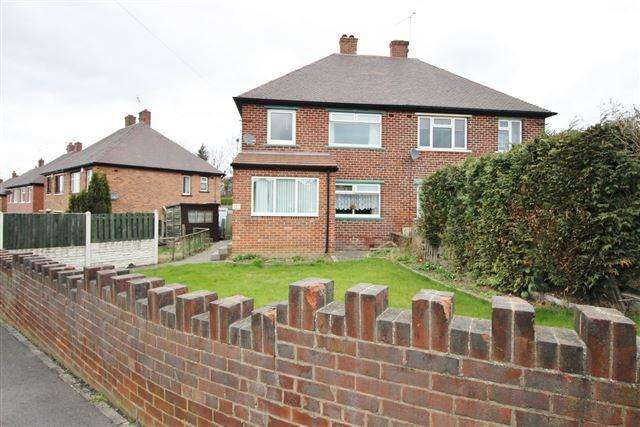 3 Bedrooms Semi Detached House for sale in Richmond Park Crescent , Handsworth, Sheffield, S13 8HF