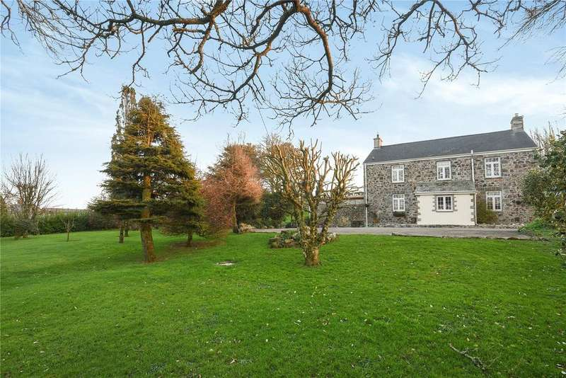 4 Bedrooms House for sale in St. Wenn, Bodmin, Cornwall, PL30