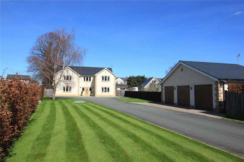 5 Bedrooms Detached House for sale in Connahs Quay Road, Northop, Flintshire, CH7