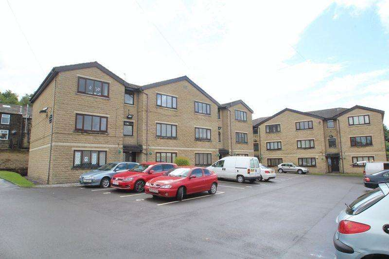 2 Bedrooms Apartment Flat for sale in Village Court, Whitworth, Rochdale OL12 8RH