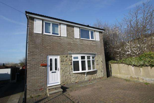 3 Bedrooms Detached House for sale in Bonegate Road Brighouse