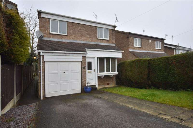 3 Bedrooms Detached House for sale in Birchtree Close, Wakefield, West Yorkshire