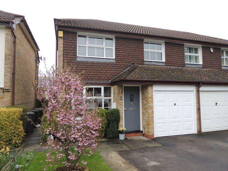 3 Bedrooms Semi Detached House for sale in Whitehaven, Barton Hills