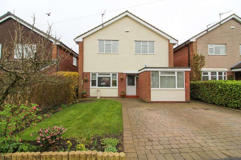 4 Bedrooms Detached House for sale in Petrel Avenue, Poynton, Stockport, SK12