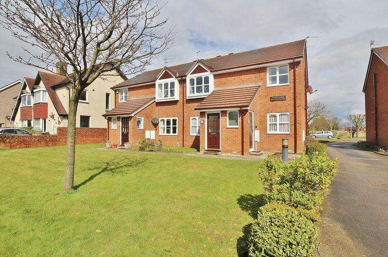 2 Bedrooms Apartment Flat for sale in St Marys Gardens, Birkdale