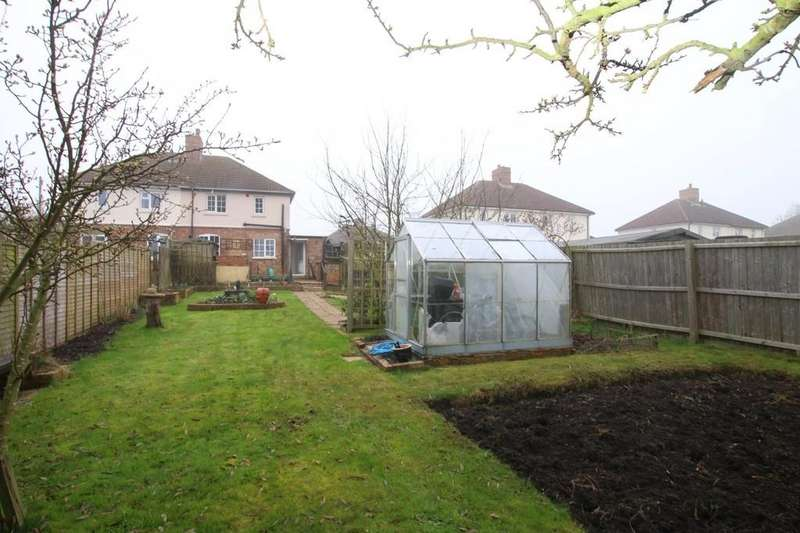 2 Bedrooms Semi Detached House for sale in Curf Terrace, Chatteris