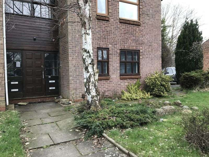 1 Bedroom Property for sale in Weyhill Close, Wolverhampton